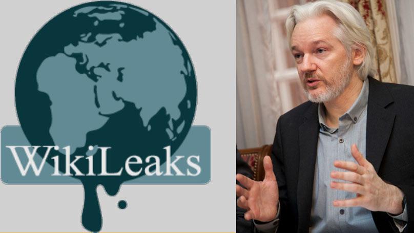"""Julian Assange's Secret Charges Revealed Due to """"Cut-Paste"""" Error"""