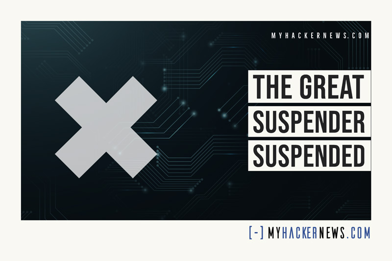 The Great Suspender Suspended